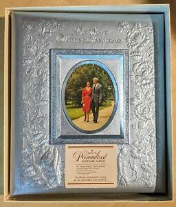 Hallmark Personalized Keepsake Album - Our Silver Wedding Anniversary
