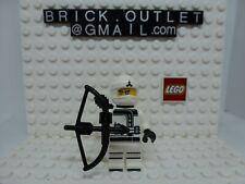 Lego Minifig: Zane - The LEGO Ninjago Movie, Black Quiver - njo318