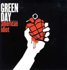 Green Day - American Idiot NEW LP