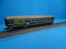 Marklin 346/2J  4009 CIWL Dining Car Blackblue Wagons Lits  vers. 2