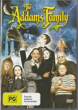 THE ADDAMS FAMILY - ORIGINAL MOVIE - RAUL JULIA - NEW DVD FREE LOCAL POST