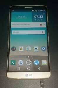 LG G3 D850 - 32GB - Gold Frame  - 3GB RAM (Unlocked) Smartphone - Free Shipping!
