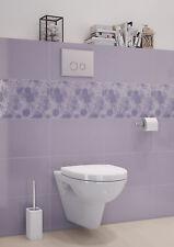 Spülrandlos WC Hänge Wand-WC Beschichtet CleanOn Toilette konform GEBERIT
