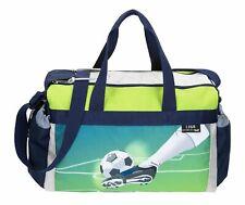 McNeill Sportbag Sporttasche Tasche Liga Blau Grün Neu