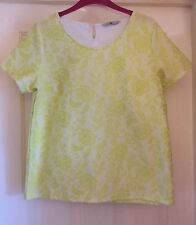 TU Lime Top, Size 12-14 - Lovely!