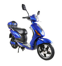 Z-Tech ZT-09 (A), 48V 12AH 250W 16'' E-BIKE *CLASSIC* BLUE