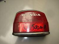 HONDA CX500 TAIL LIGHT CX 500 REAR LIGHT BRAKE TAILLIGHT TAIL LIGHT BACK LAMP