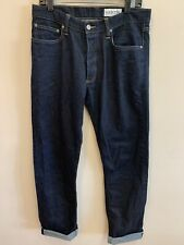 Gustin #11 The Standard Organic Cone Mills 12.5oz Selvedge Denim Men's 33 X 36