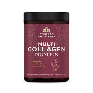 Dr. Axe Ancient Nutrition Multi Collagen Protein Powder 16.2oz