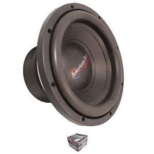 "OPEN BOX 10"" Subwoofer 600W Single 4 Ohm Bass Pro Car Audio American Bass DX-10"