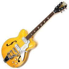 Kay K775VB Jazz II Electric Guitar-Reissue - Artist Demo/NAMM-All Blonde w/Case