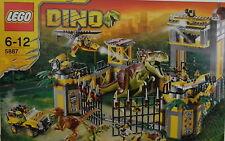 """LEGO® DINO 5887 DINOSAURIER FORSCHUNGSSTATION """"NEU & ORIGINAL VERPACKT"""""""