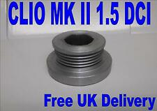 alternator pulley for Renault Clio MK II 2001 2002 2003 2004 2005 2006 2007-2014