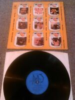 YOU ARE WHAT YOU EAT O.S.T LP / RARE UK MONO 1ST PRESS CBS ELECTRIC FLAG PSYCH