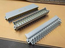 DIN Plug 48 Way 41612 Type F 0906 148 6901 Harting Right Angle PCB 3 Row x 1pc