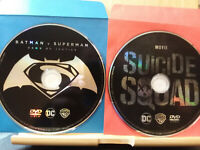 Batman v Superman: Dawn of JusticeSuicide Squad Double Feature (DVD)