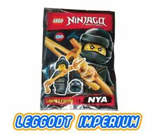 LEGO Minifigure Ninjago - Nya foil pack 2 - 891837 minifig sealed FREE POST