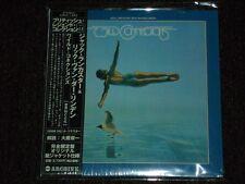 Jack Lancaster Rick van der Linden Wild Connections Japan Mini LP
