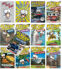Fly Guy Complete Presents Weather,Castles,Firefighter,Dinosaurs+(13 Paperbacks)