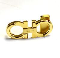 Salvatore Ferragamo Men's Copper Belt Buckle for 34-35mm leather strap -Gold
