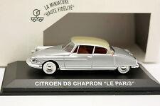Norev 1/43 - Citroen DS 19 Le Chapron Le Paris Grise
