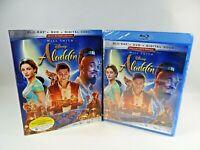 Aladdin (Blu-ray/DVD, Digital Code , 2019)