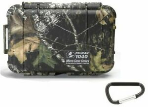 New Pelican 1040 moc 1040MOC Mossy Oak Camouflage Case with engraved nameplate