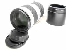 70-200mm Canon L F4 USM Profi-Teleobjektiv Zoomobjektiv Telezoom mit Autofokus
