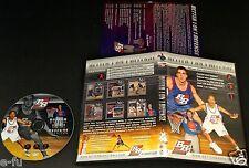 Better Basketball Better 1 on 1 Defense Complete Training DVD with Rick Torbett