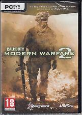 Call of Duty Modern Warfare 2  PC 2009 Brand New Sealed COD