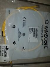 Commscope D8PS-YL-3FT / CPC6642-09F003 Modular Patch Cord 25ft Yellow NEW