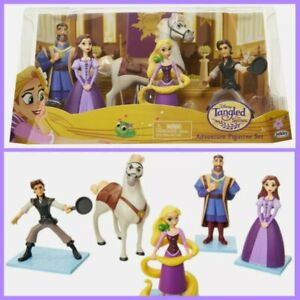 Brand New Boxed Tangled The Series Figure Set From Disney Princess Rapunzel