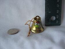 Sanrio Keroppi Trinket Ornament Christmas Bell Vintage New 1976, 1993