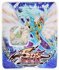 2009 Yugioh TCG 5D's Ancient Fairy Dragon Collectible Tin (Factory Sealed)
