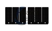 Carbon Membrane Reeds passend für Aprilia RS 125 Racing