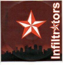 (P635) Infiltrators, Indie Rock Anthem - DJ CD