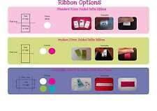 50 etiquetas de ropa etiquetas personalizadas impresas a su diseño personalizado de instrucciones