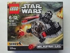 Lego Star Wars -Microfighter Series 4  Tie Striker  Microfighter n° 75161 - Neuf