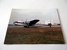 Postcard (BC30) - Hunting Clan Avro 685 York G-AMUU