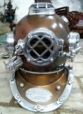 Best Diving Helmet Old Mark V Diving Helmet Replica Nautical Gift Steel Helmet
