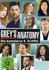 Grey's Anatomy - Die komplette 9. Staffel (Greys)                    | DVD | 273