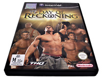 WWE Day Of Reckoning Nintendo Gamecube PAL *Complete*