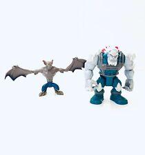 Imaginext DC Super Amigos hombre murciélago y Doomsday Figuras De Acción