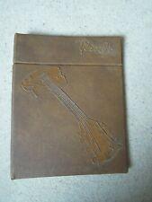 More details for 1975 gibson dealer  instruments catalogue ring folder