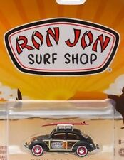 GREENLIGHT RON JON SURF SHOP VW BEETLE. FREE Surf Shop Sticker!! Sold Out!!