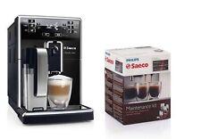 Saeco PicoBaristo HD8927/37 Super-Automatic Espresso Machine & Maintenance kit