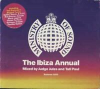 THE IBIZA ANNUAL SUMMER 2000 judge jules & tall paul (2X CD, compilation, mixed)