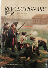 The Revolutionary War by Bart McDowell HC!!!