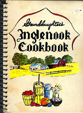CHURCH OF THE BRETHREN 1971 GRANDAUGHTERS INGLENOOK COOKBOOK NATION-WIDE MEMBERS