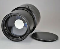 RUSSIAN USSR TELEPHOTO REFLEX MIRROR 3M-5A ZM-5A f8/500 LENS M42, FOR REPAIR (2)